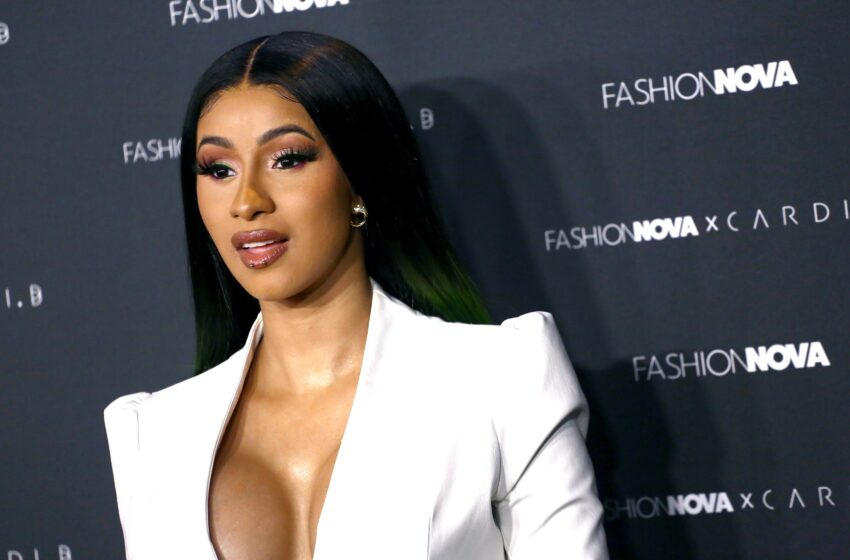 Cardi B Has Issues With Racist American History Taught In Schools