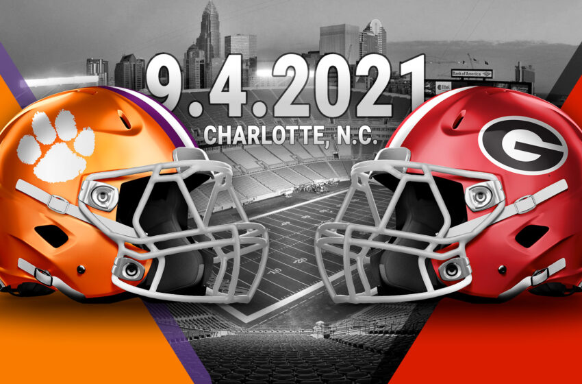 Five months from UGA-Clemson, is the football game in Charlotte a go? We asked the schools