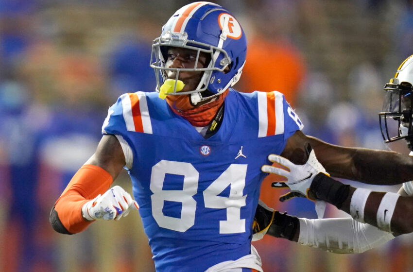 Atlanta Falcons Showing Interest in Florida tight endKyle Pitts