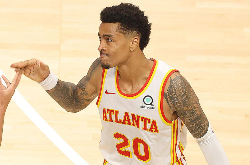 Amid swap rumors, John Collins says he needs to keep on with Atlanta Hawks 'for my entire occupation'