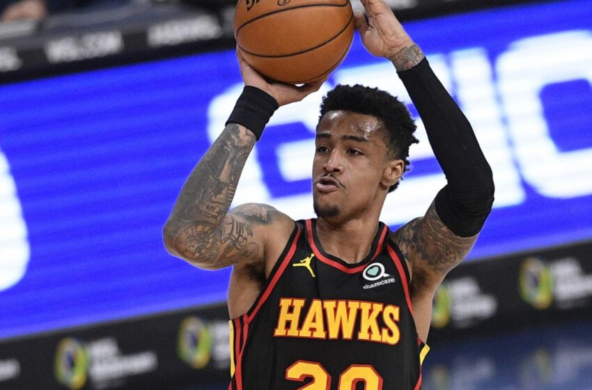 John Collins Alternate Rumors: Hawks 'More and more Reluctant' to Deal Center