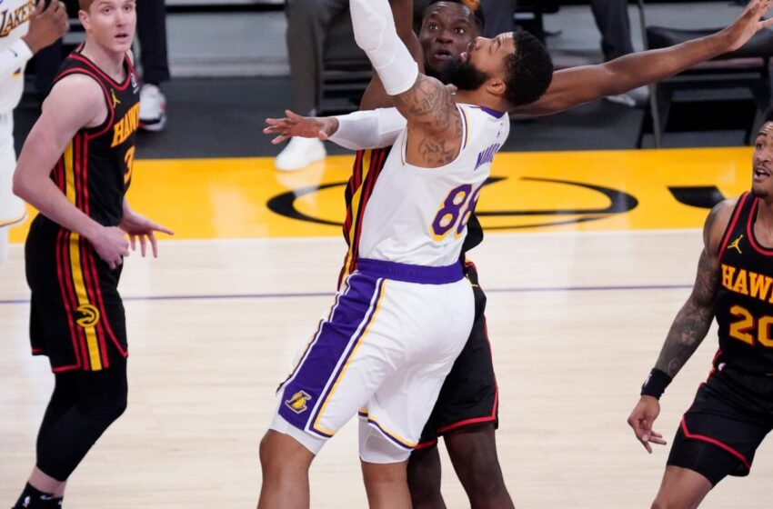 Lakers: Markieff Morris has lame excuse for loss to Hawks