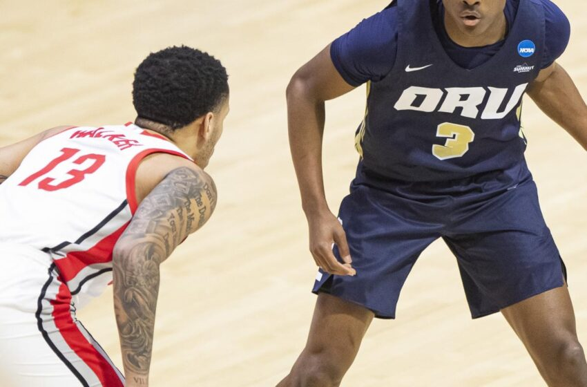 Hawks' Trae Young Praises Oral Roberts After OSU Upset: 'Max Abmas Is a Field'