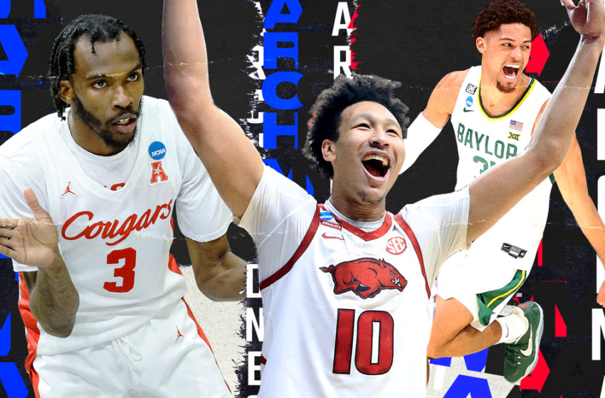 Sweet 16 groups in males's March Madness, ranked by their national title probabilities