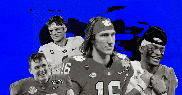 NFL mock draft 2021: Quarterbacks dominate top of board with one immense shock