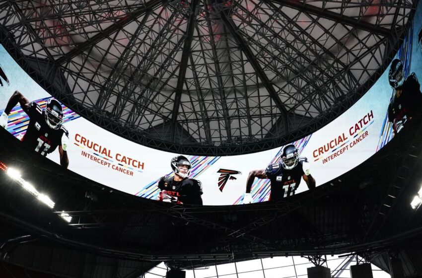 Falcons' Mercedes-Benz Stadium to Be Used as Mass COVID-19 Vaccination Save
