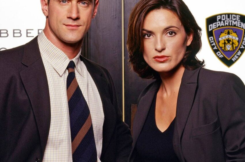 Let Chris Meloni & Mariska Hargitay's Most modern Reunion Excite You for the Law & Present Crossover