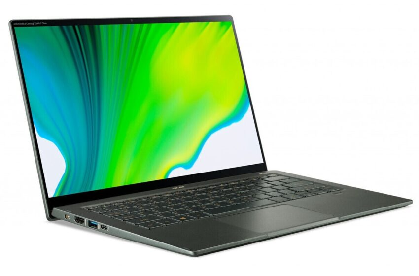 Acer Swift 5 SF514-55T Laptop pc review: Slim allrounder on EVO foundation