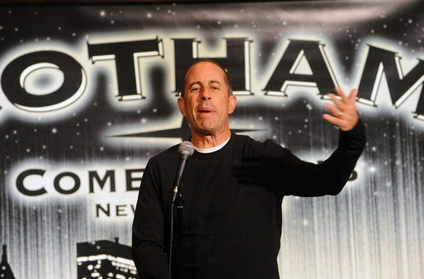 Jerry Seinfeld Performs Scream at Re-Opened Gotham Comedy Membership