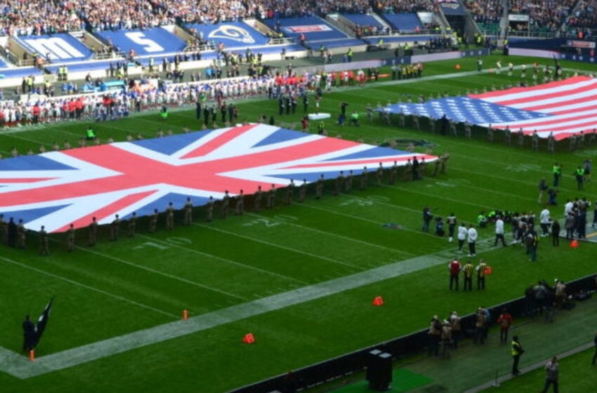London Calling? Could well Washington Football Crew Be a part of Falcons In NFL Out of the country Game?
