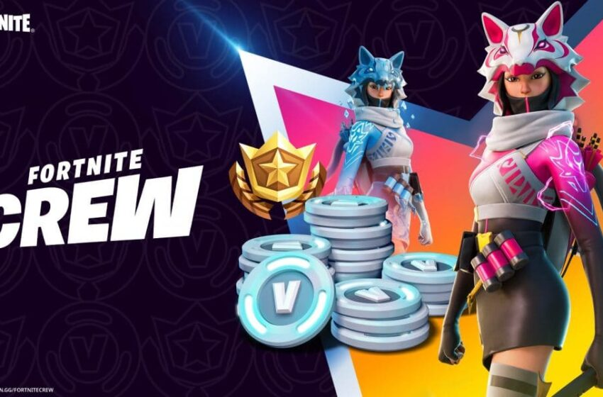 Fortnite Crew subscription is most likely getting some colossal upgrades