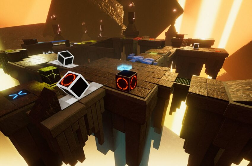 The Final Cube Is A Dramatic Title For An Attention-grabbing Puzzle Adventure