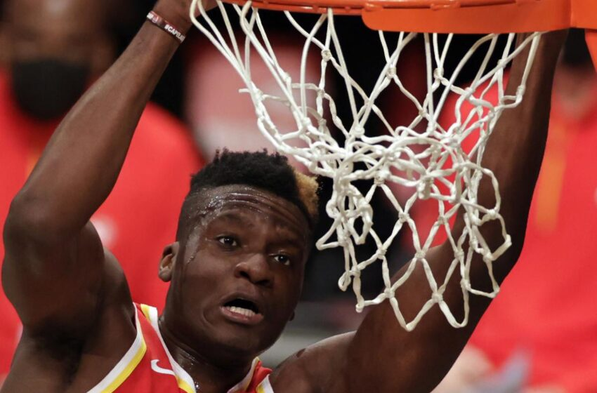 Clint Capela Will No longer Play for Hawks vs. Grizzlies Thanks to Achilles Anxiousness