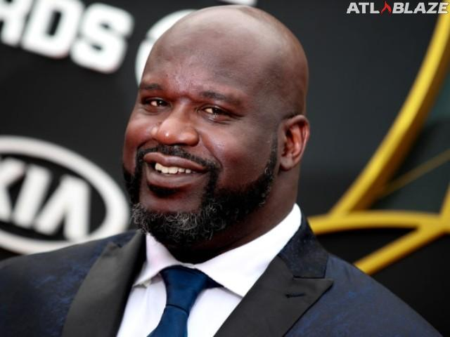 WATCH: Shaquille O'Neal Pays for Stranger's Engagement Ring