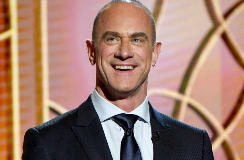 Christopher Meloni Is Overjoyed You Esteem His 'Expansive Boy' Ass