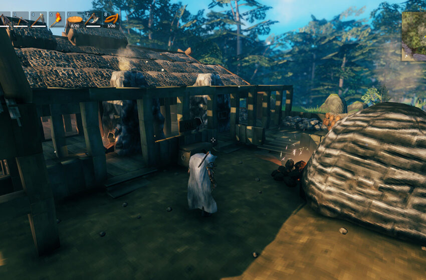 Valheim mod lets you overclock your smelters