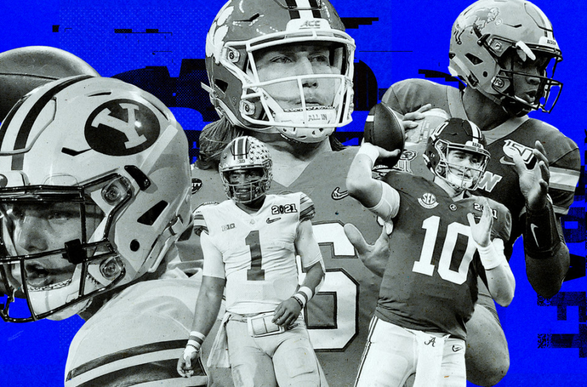 Finding the supreme match for the NFL Draft's high QBs