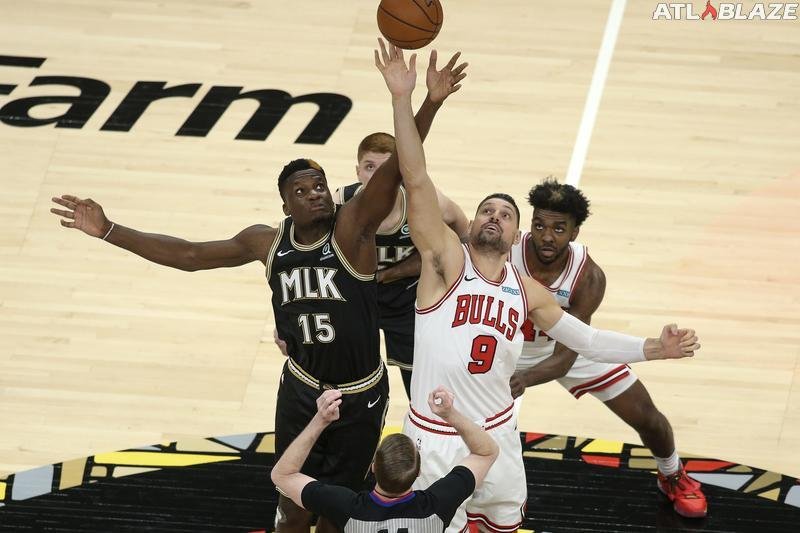 Trae Young (42 components), Hawks overcome 50 for LaVine, Bulls