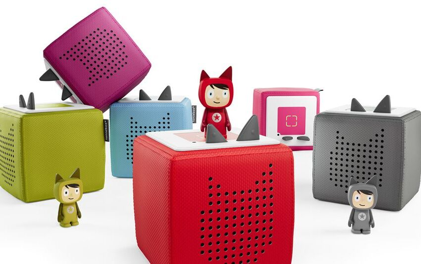 The Toniebox is a cuddly speaker for kids, nonetheless fabricate now not lose the pieces