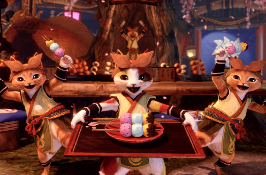Monster Hunter Rise: All the pieces We Know Referring to the Free Title Update Coming In April