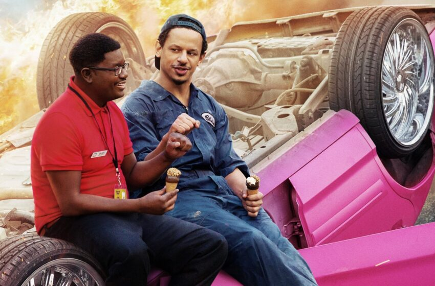 Defective Time out: Eric Andre and Lil Rel Howery's Popular Comedy Scenes