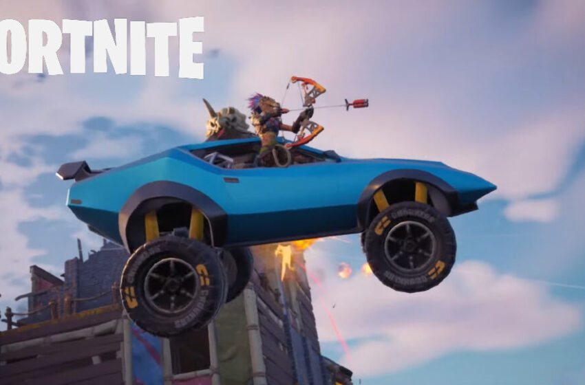 Guidelines on how to obtain Chonkers off-aspect motorway tires in Fortnite Season 6