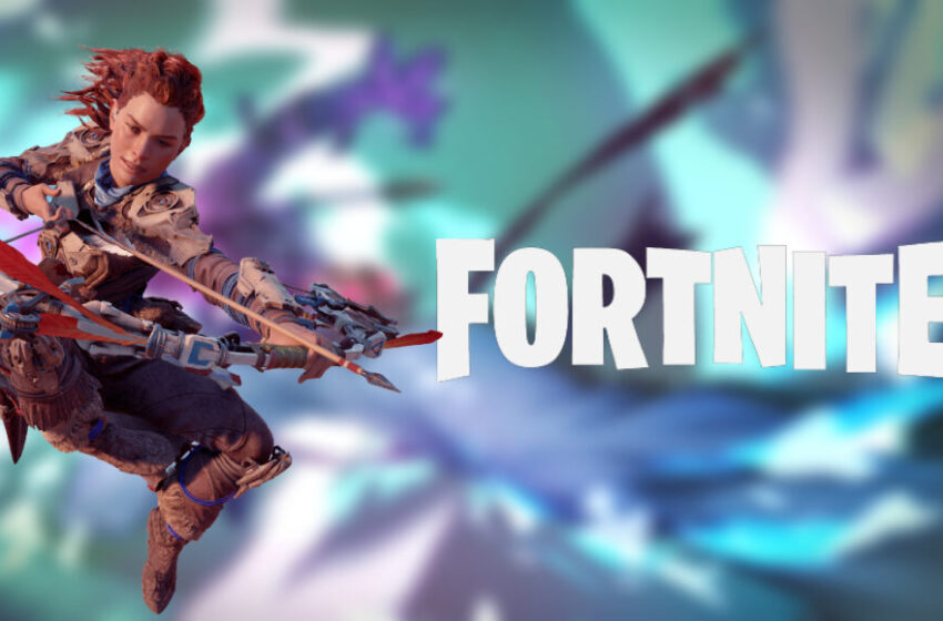 Fortnite X Horizon Zero Crack of morning time pores and skin & LTM coming rapidly