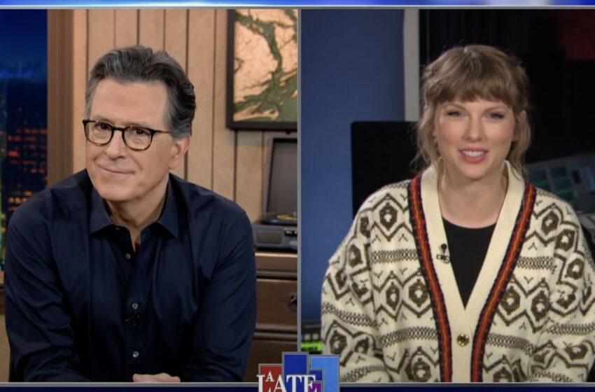Taylor Swift Unearths Inspiration In the support of Courageous Video display 'Hi there Stephen'