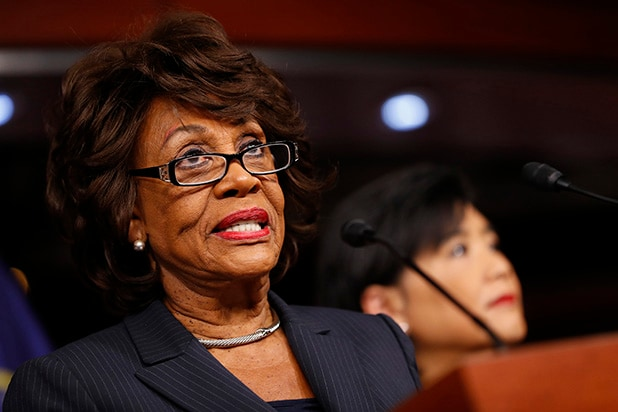 Maxine Waters Tells Jim Jordan to 'Shut Your Mouth' All over Heated Dr Fauci Testimony (Video)