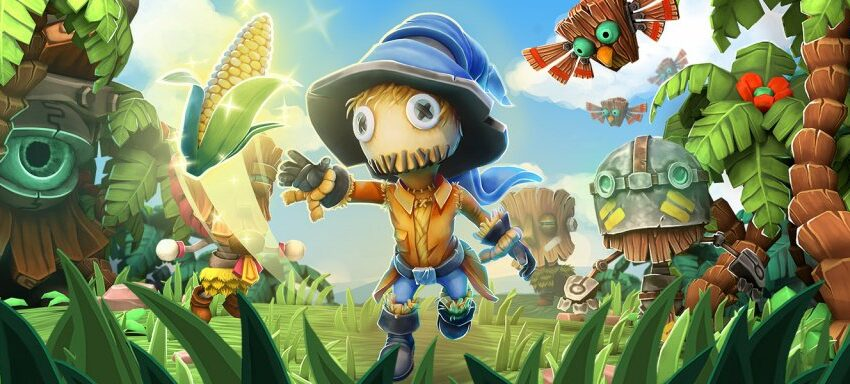 Overview: Stitchy in Tooki Trouble -Inspired Platforming