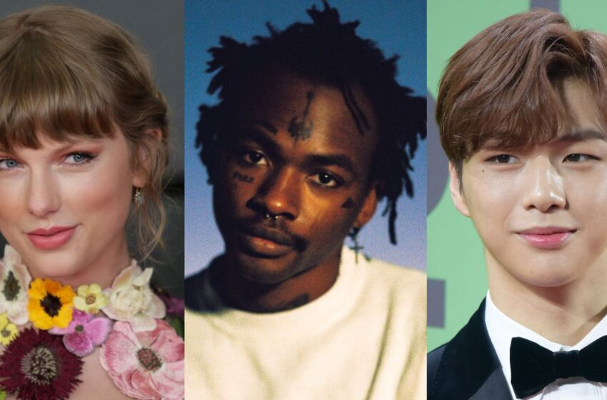 Bop Store: Songs By Taylor Swift, Terry Presume, Kang Daniel, And More