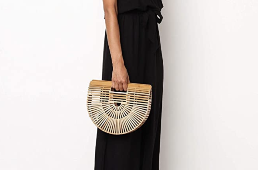In the discontinuance! A Stylish Strapless Jumpsuit That Works for Day and Night