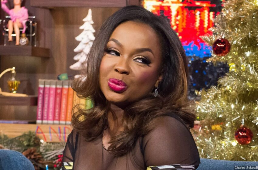 Phaedra Parks to Return to 'RHOA' as Cast Is Changing