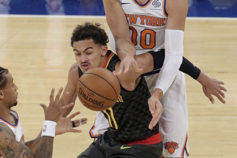 Hawks guard Trae Young to plug over no longer lower than two games with ankle wound