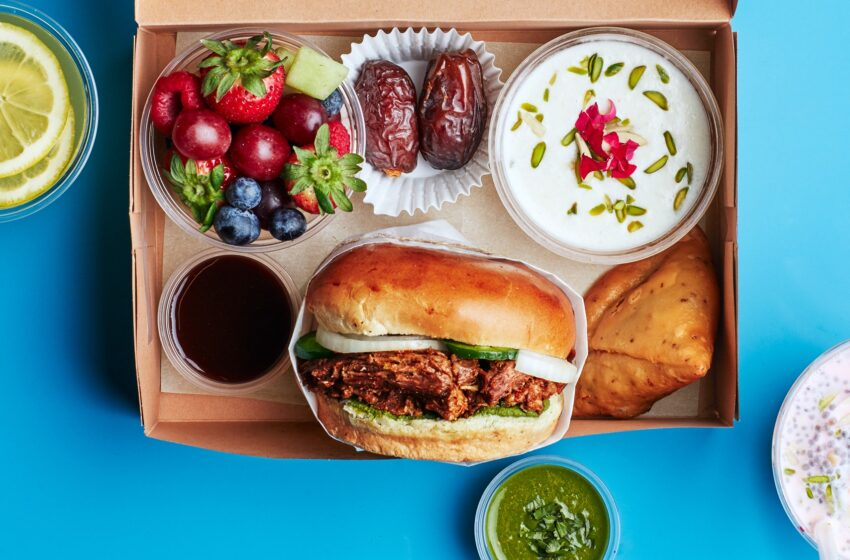 The Iftar Box at Atlanta Halal Meat & Meals Is Stuffed with Household Favorites