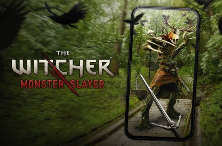 """Join now to play a """"refined-start version"""" of The Witcher: Monster Slayer"""