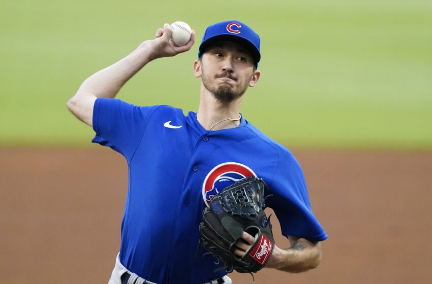Zach Davies' clarify disorders proceed as he places the Chicago Cubs in a transient hole in an 8-7 loss to the Atlanta Braves