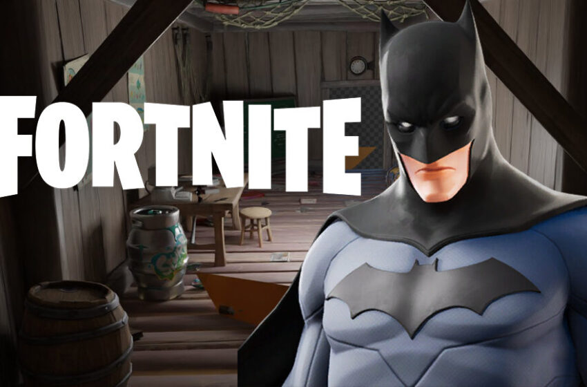 The build Batman's Bat Cave is found in Fortnite