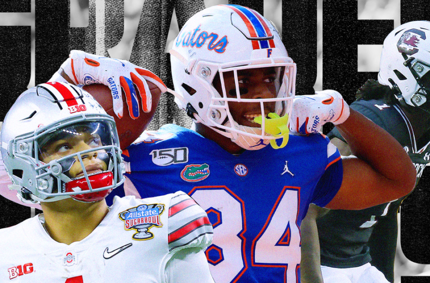 Fast grades for each first round 2021 NFL Draft dangle shut