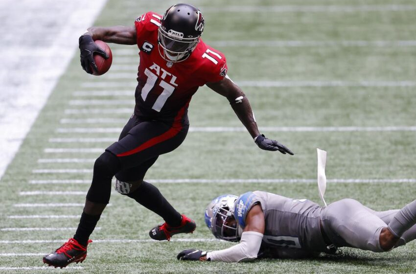Atlanta Falcons: Letting Julio Jones go becomes easier with the right draft pick
