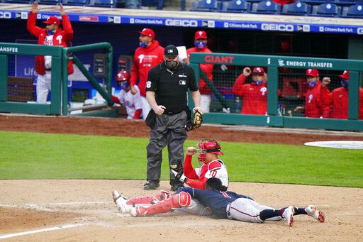 Braves Fall to Phillies 3-2 to Open the Season