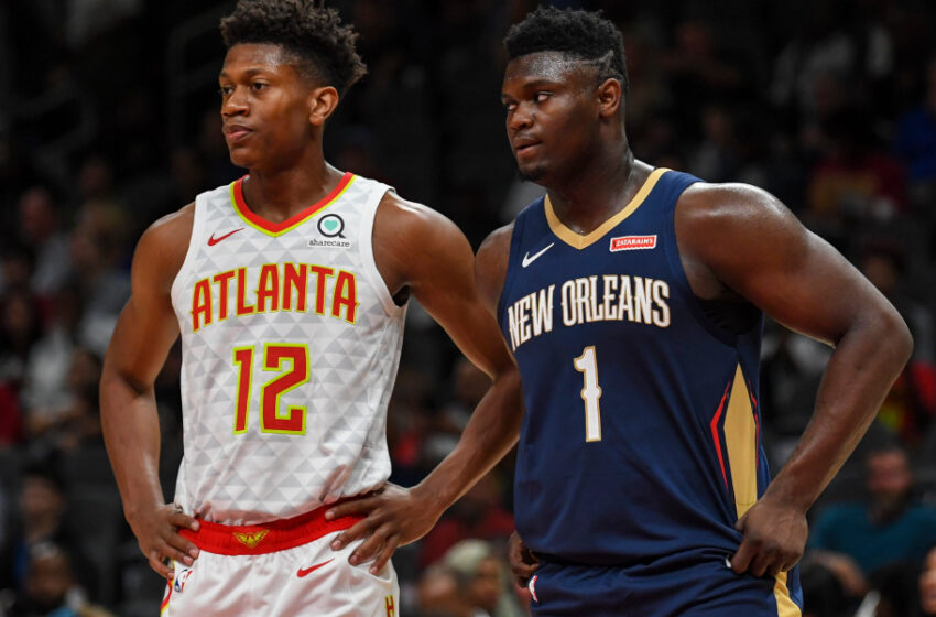 Pelicans, Hawks meet one day after overtime affairs