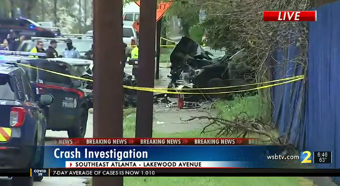 Police Say Father, 5-year-old injured after stolen SUV crashes into their car