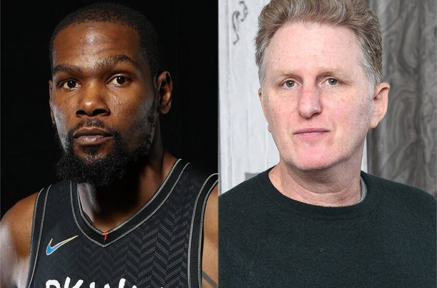 """Kevin Durant Fined $50,000 By NBA for """"Derogatory Language"""" Used in Michael Rapaport Exchange"""