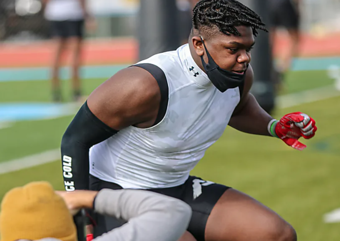 Lebbeus Overton: Why UGA recruits the nation's No. 1 junior differently than any other recent 5-star