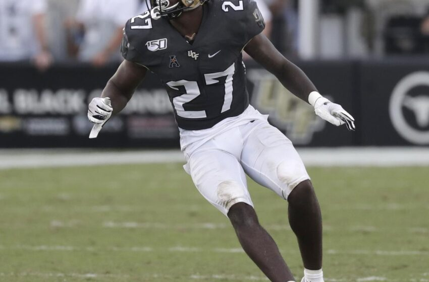 Richie Grant NFL Draft 2021: Scouting Characterize for Atlanta Falcons Security