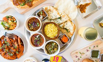 Curry Up Now Franchisee Opens Third Place in Metro Atlanta Home