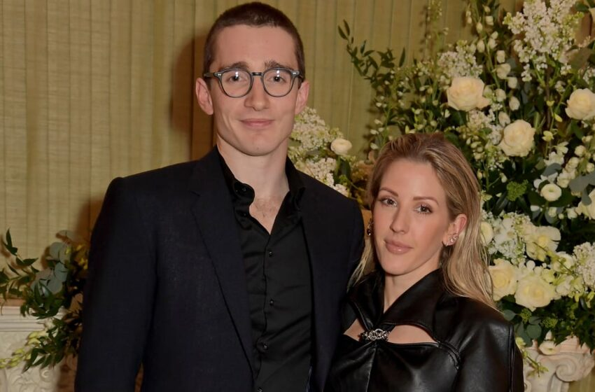 Ellie Goulding and Husband Caspar Jopling Welcome Their First Child Collectively