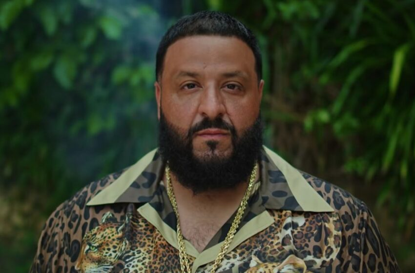 DJ Khaled Asks 'The set aside You Reach From' In Contemporary Tune Video