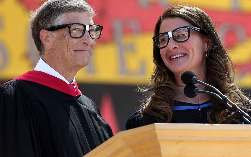 Invoice and Melinda Gates are ending their 27-365 days marriage